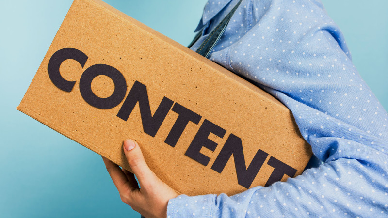 Five Content Trends To Watch