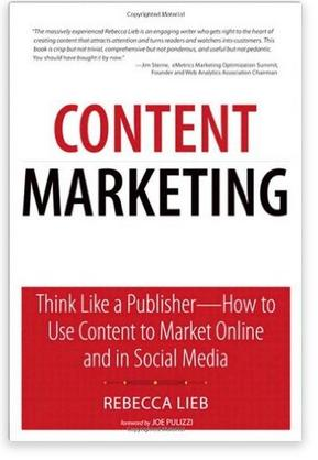 Content Marketing - Rebecca Leib