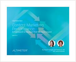 Content Marketing Performance: A Framework to Measure Real Business Impact