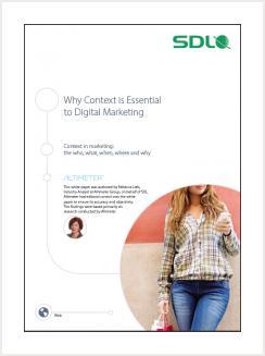 Context in Digital Marketing